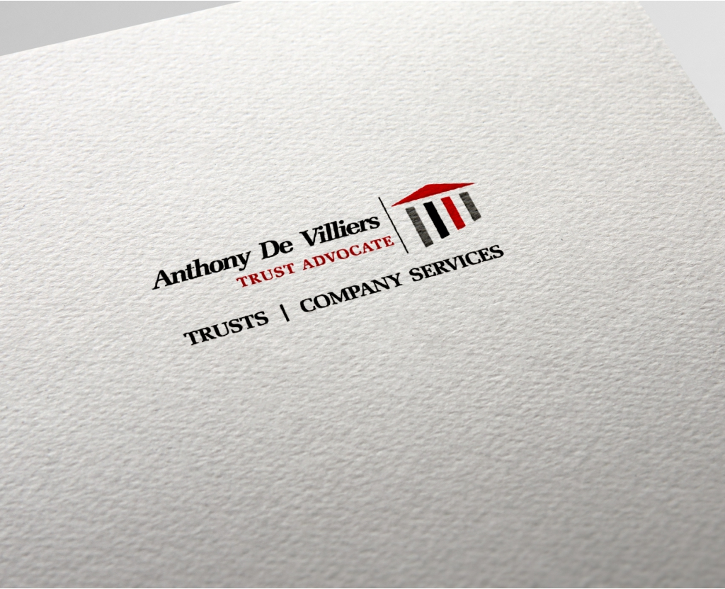Anthony de Villiers Logo