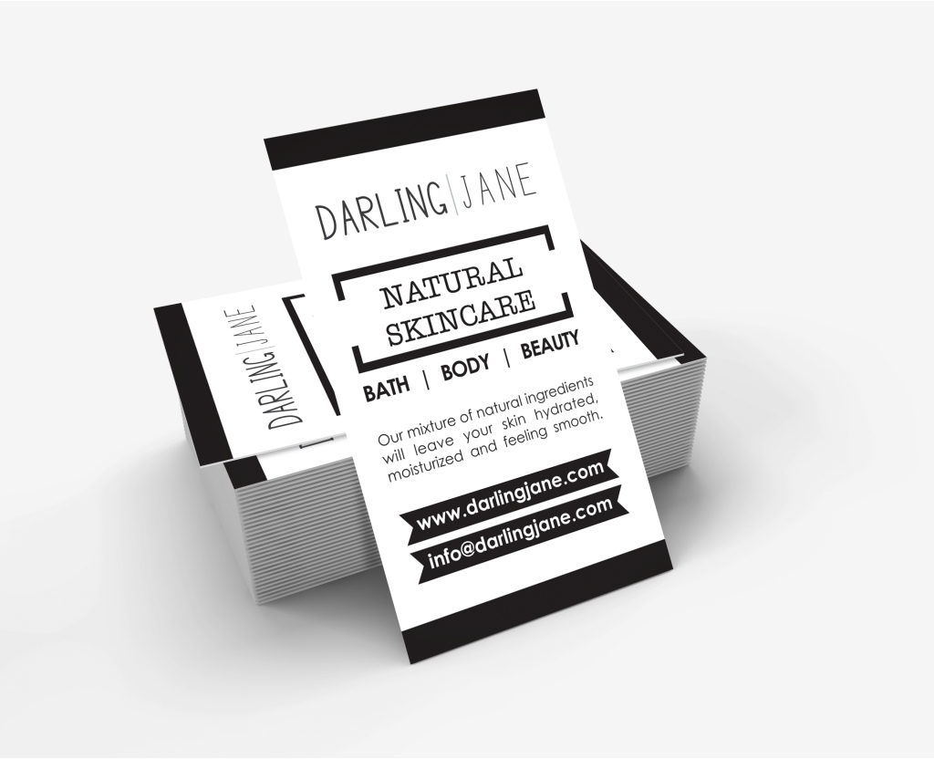 Darling Jane Business Card