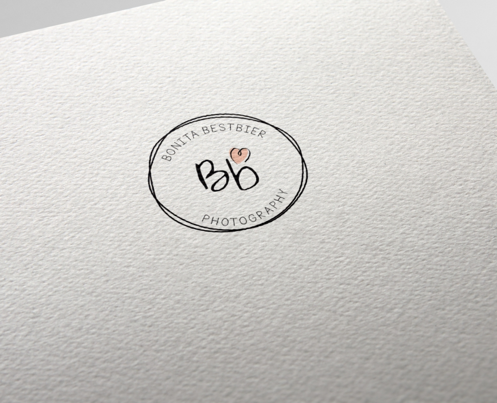 Bonita Bestbier Photography Logo Design