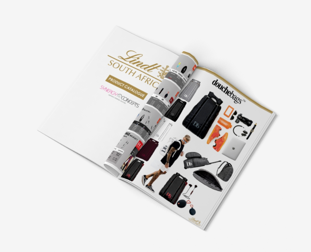 Lindt Catalogue for Synergy Concepts